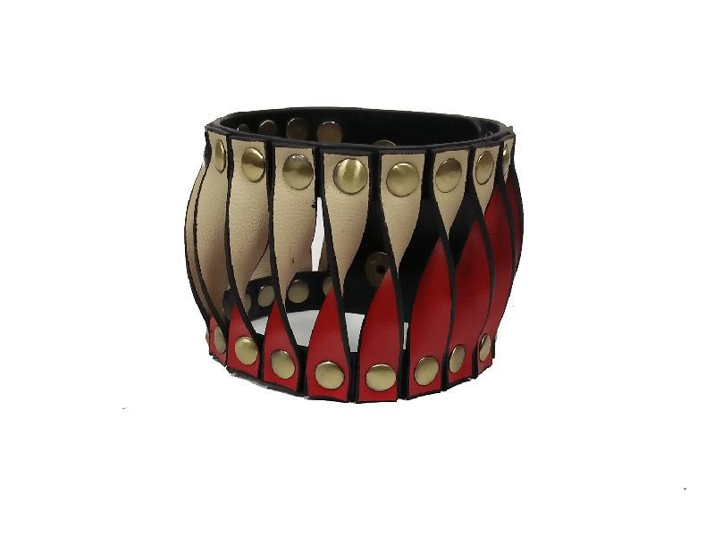 Wrist Band (01-Red Beige)