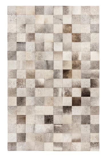 AM-792 Leather Hair On Carpet-Patches-Embossed
