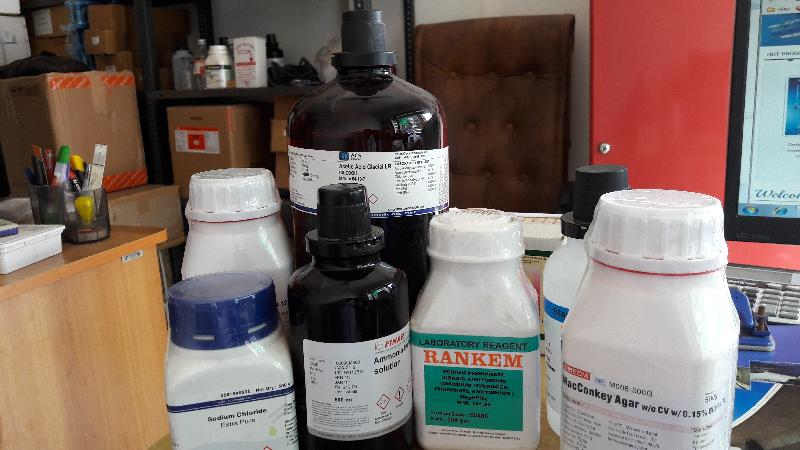 Laboratory Chemicals 05