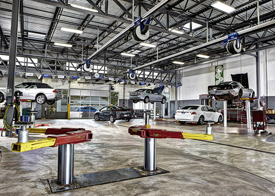 Automotive Factory Maintenance Services