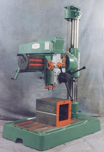 32MM Radial Drilling Machine
