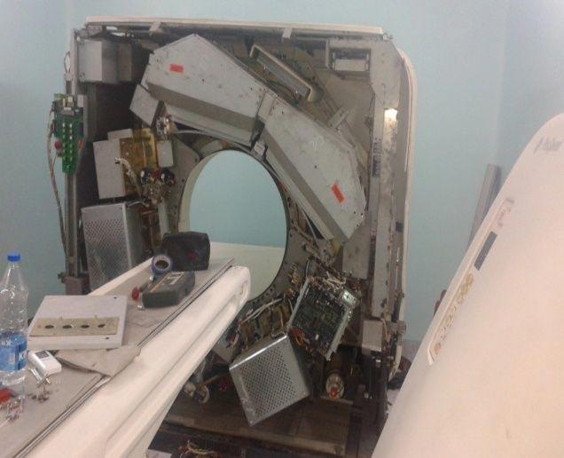 Hospital Equipments Repair and Calibration