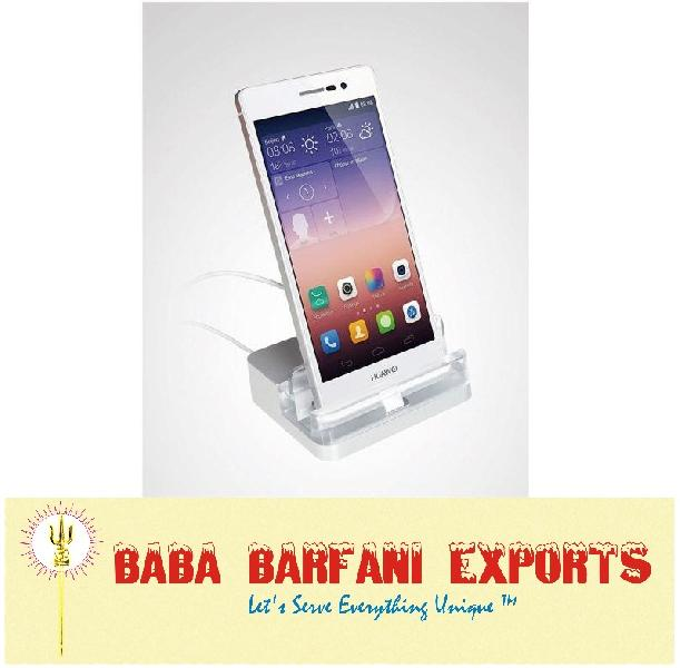 BBEPL 10 Mobile Phone Display Stand With Alarm