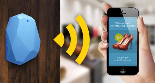 Beacon Bluetooth Device