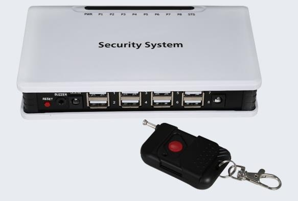 Multi Port Host Alarm System