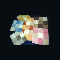 Cotton Tufted Bath Mat 01