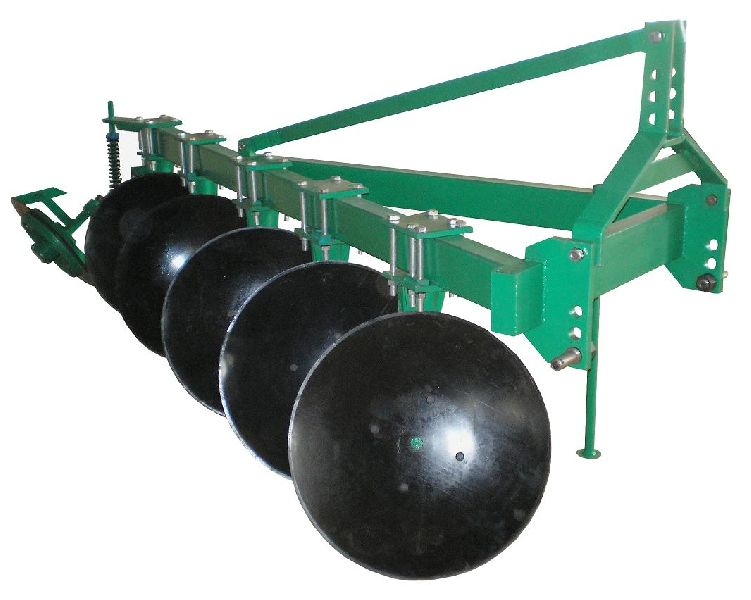 Tractor Mounted Disc Plough