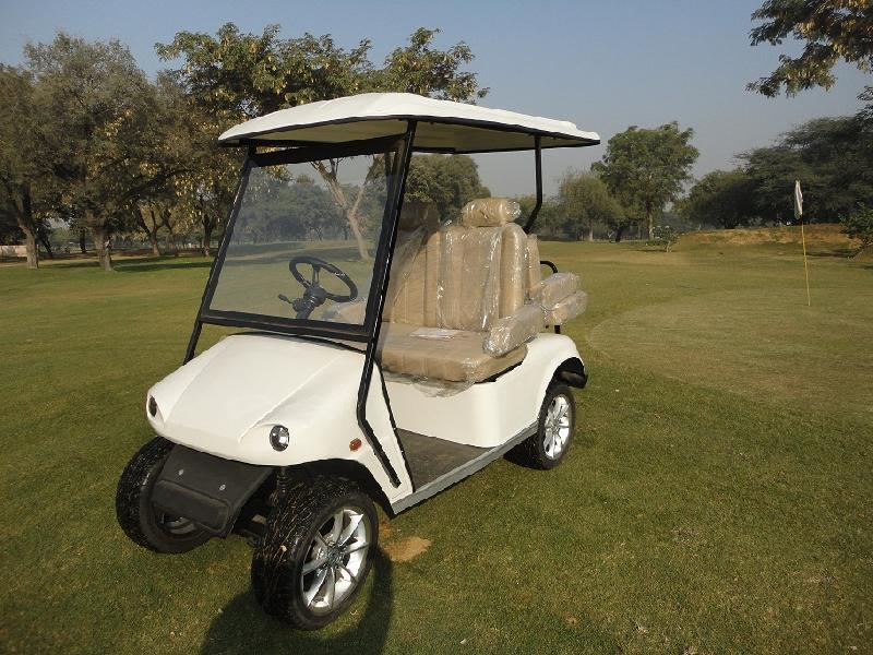 4 Seater (2 Front & 2 Rear) Golf Cart