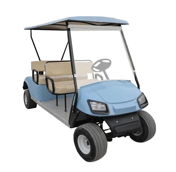 Fore Seater Golf Cart