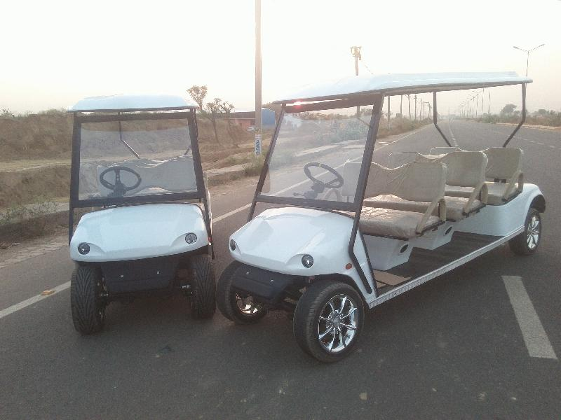All Front 6 Seater Golf Cart