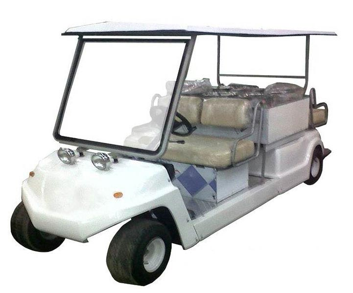 Battery Operated Catering Van