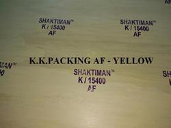 AF Yellow Jointing Sheets