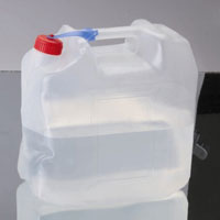 Collapsible Jerry Can (10 & 20 Ltr.)