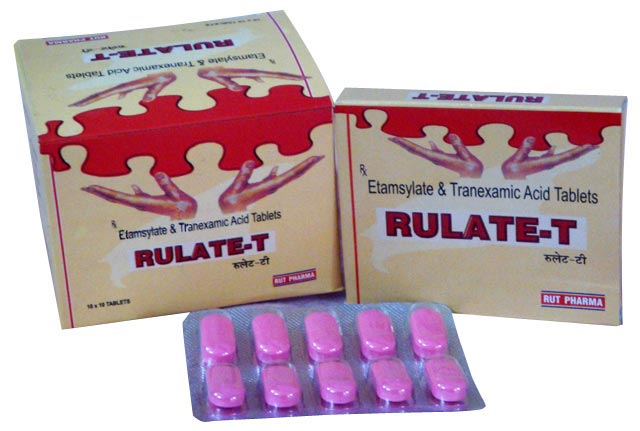 Rulate-T Tablets