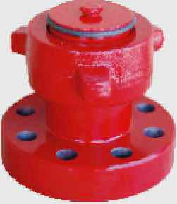 Flange to Union Crossover