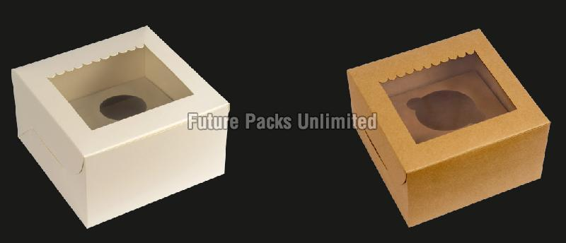 1 Cupcake Boxes