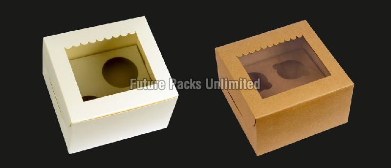 2 Cupcake Boxes