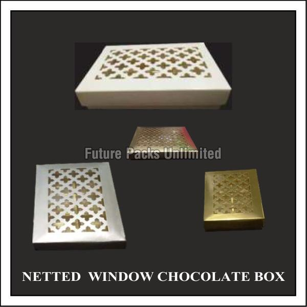 Netted Chocolate Box 01
