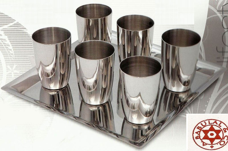 Juice Serving Glass Set