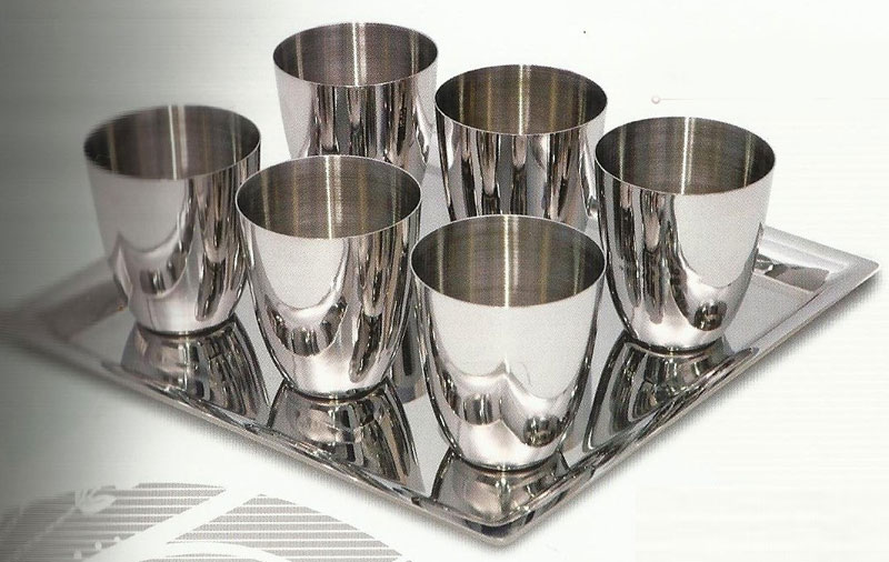 Aromatic Serving Glass Set