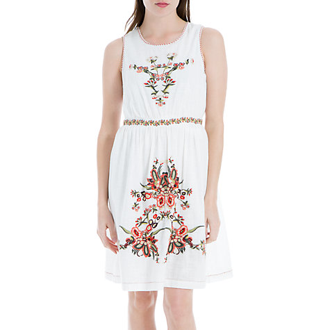 Embroidered Dress 04