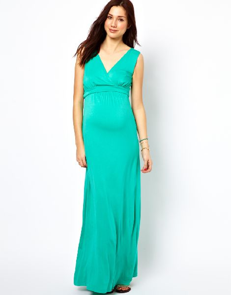 Maternity Gown 05