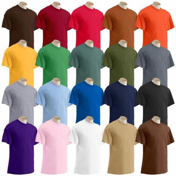 Round Neck T-Shirt 06