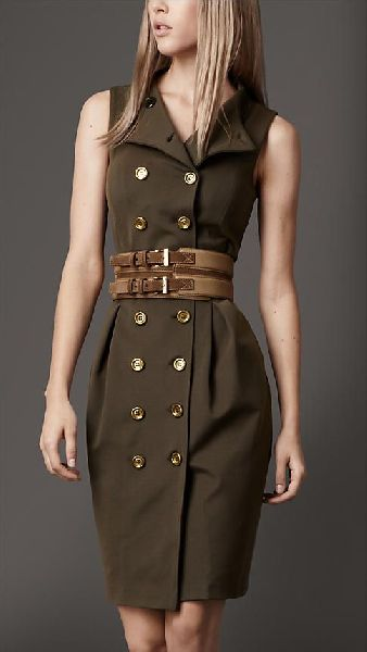 Trench Dresses