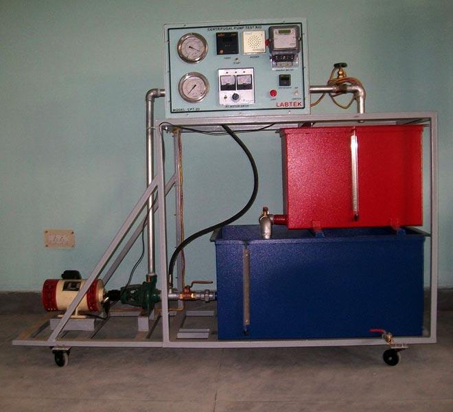 Centrifugal Pump Test Rigs