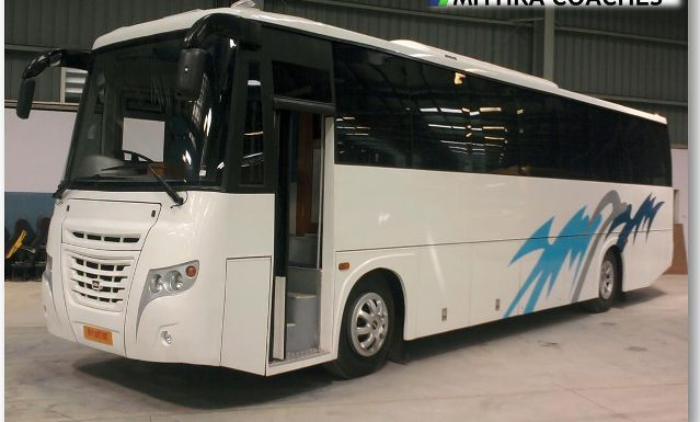 Intercity Buses 01
