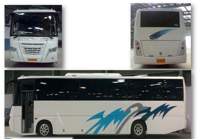 Intercity Buses 02