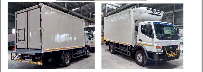 Refrigerated Truck Container 02