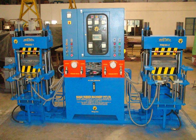 65 Ton Olc Base Hydraulic  Pushing - Pulling, Ejection & Tilting