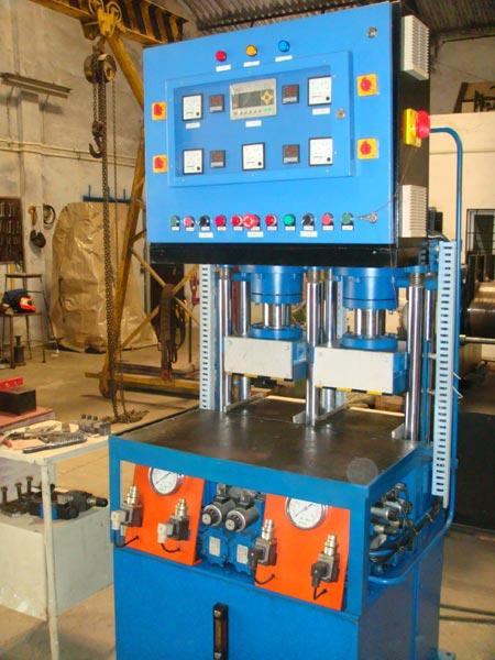 Down Stroke Hydraulic Compact Model PLC base