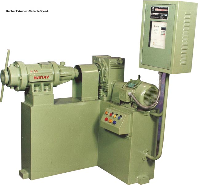 Rubber Extruder 01