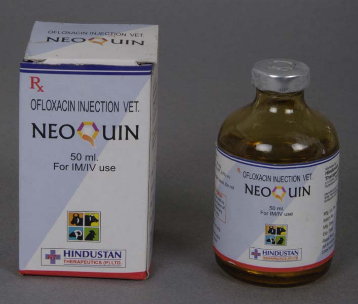 Neoquin 50ml Inj Injection