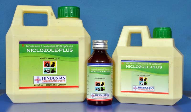Niclozole-Plus Suspension
