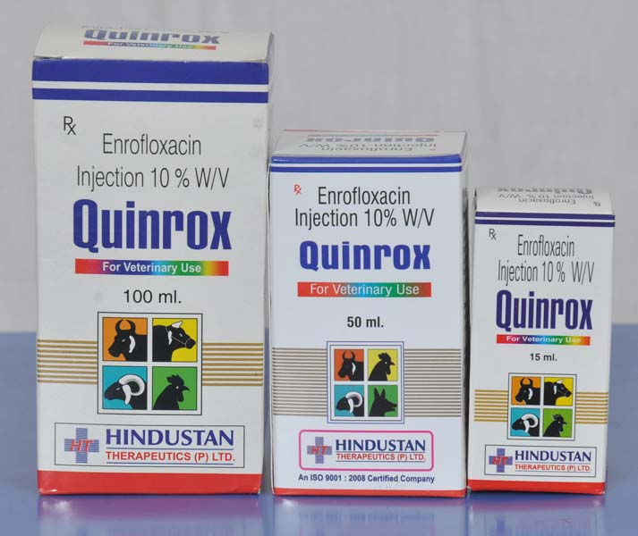 Quinrox Injection