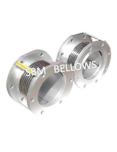 Stainless Steel Bellows 01