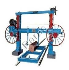 Folding Type Horizontal Steel Body Bandsaw Machine