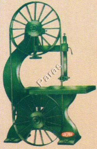 Vertical CI Bandsaw Wood Working Machine