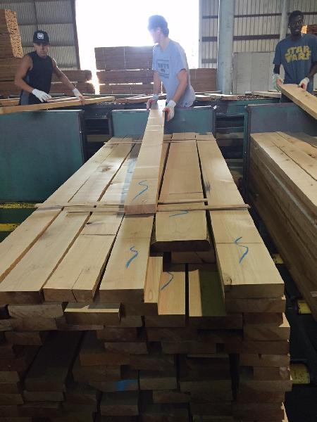 Hard Maple Lumber 01