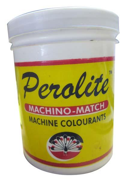 Machine Colorants