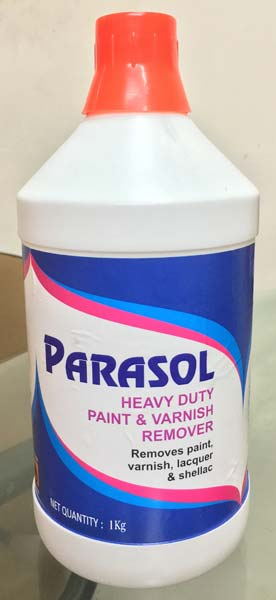 Parasol Paint and Varnish Removers