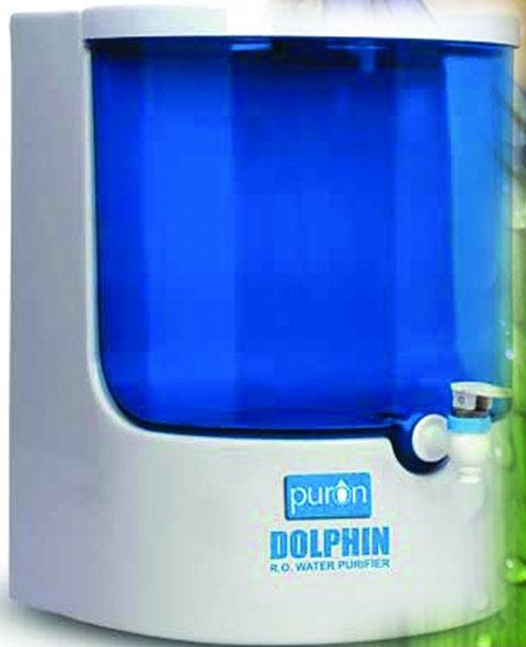 Counter Top RO Water Purifier