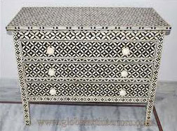 Bone Inlay Furniture-10