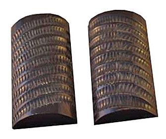Buffalo Horn Plate 07