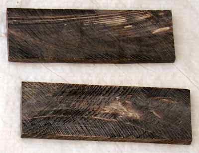 Buffalo Horn Plate 10