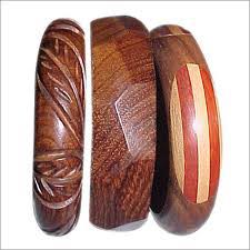Wooden Bangles 02