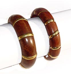 Wooden Bangles 09